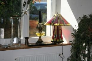 Lampe Tiffany Art Déco