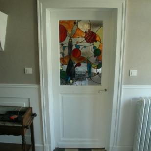 lumi re et vitrail. Black Bedroom Furniture Sets. Home Design Ideas