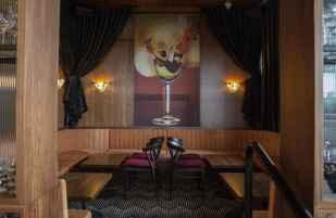 """Création et réalisation des appliques du Bar de style Art Déco """"Nick and Noras"""" de Melbourne"""